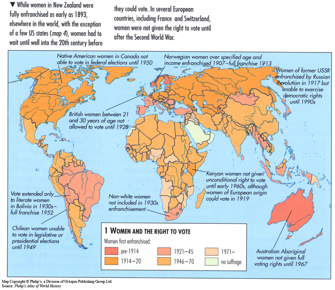 Womens Rights Around The World Lessons Tes Teach